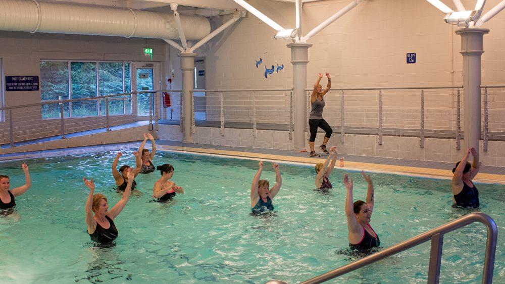 Learner and Aqua Pool