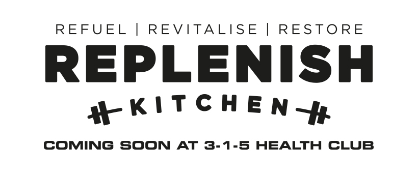 NEW! Replenish Cafe opening soon!