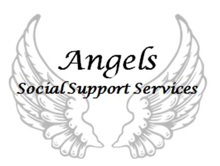 Angels Social Support Services Logo