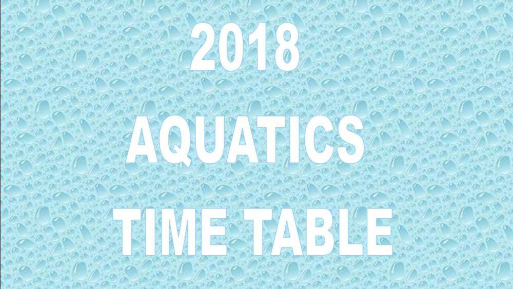 Aquatics box