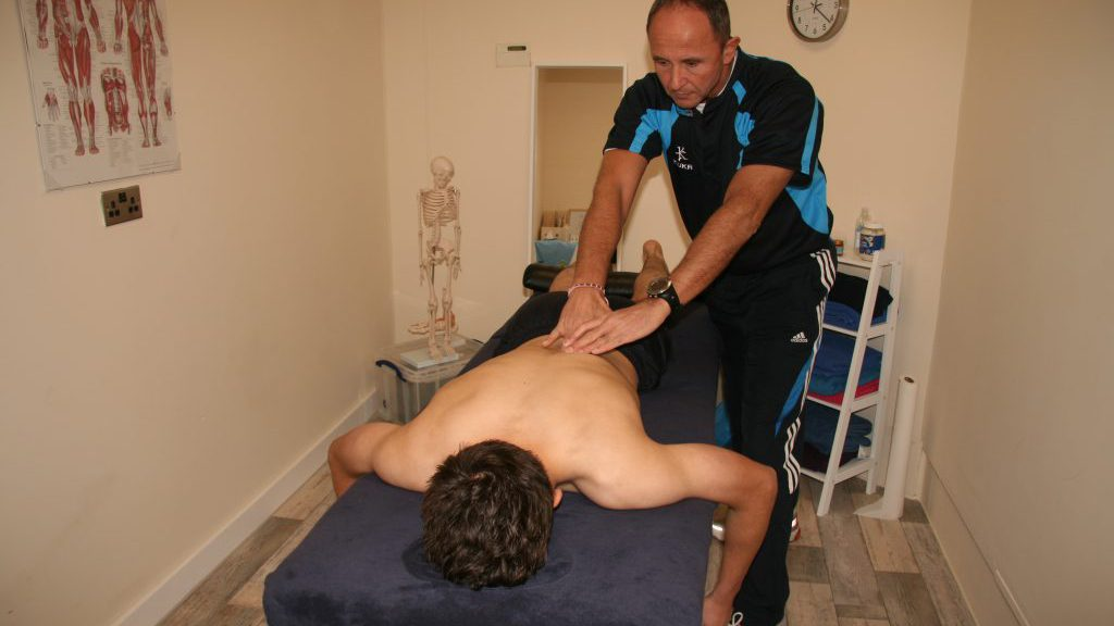REBOUND Sports Massage at 3-1-5