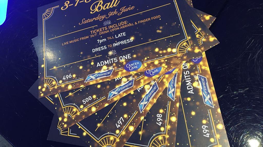Summer Ball Tickets on sale!