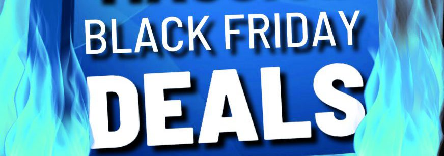 Corporate offers in our Black Friday Extravaganza