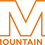 Orange OMM Logo with Text