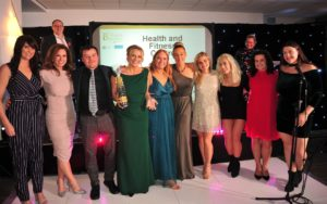 We're the Best Health and Fitness Club!