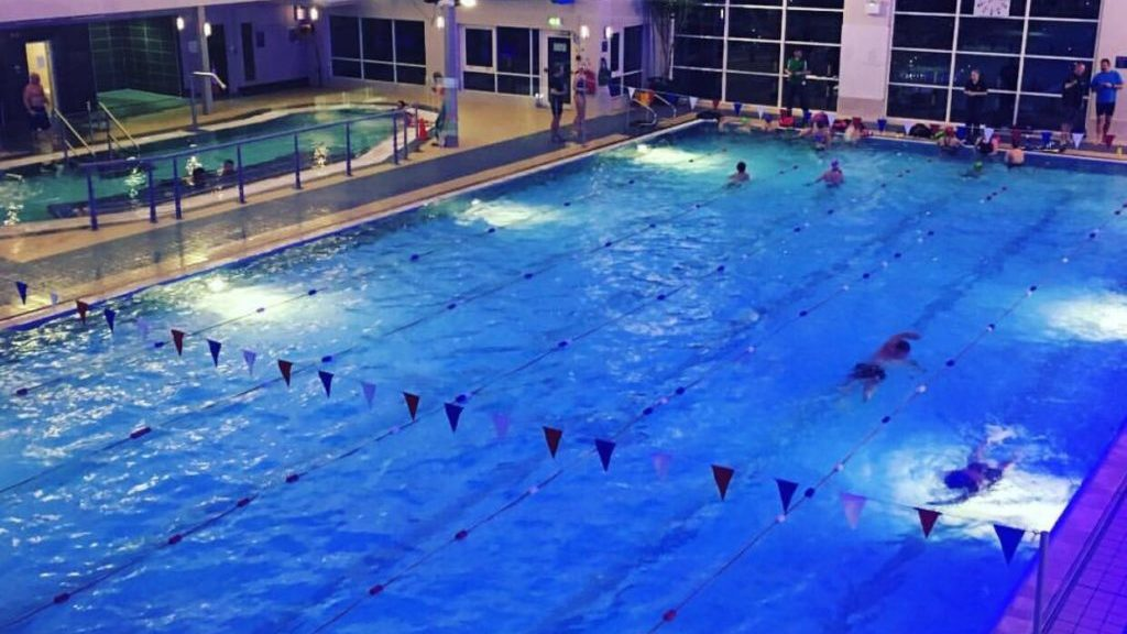 Pool schedule 2019