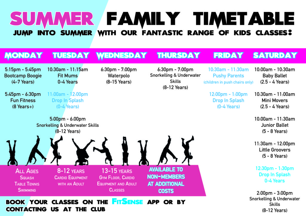 Summer Sizzler Family Offer