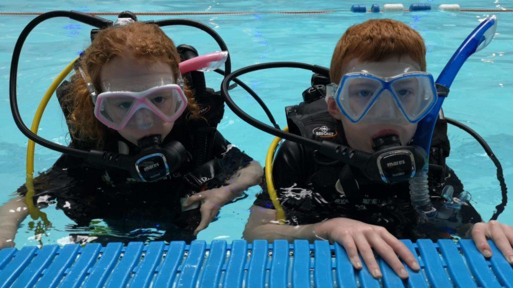 Summer Aquatics Adventures at 3-1-5