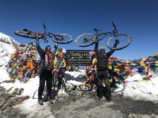 Sean Thornton - Nepal - Pass