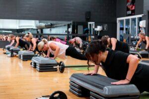 3-1-5 Health Club Indoor classes