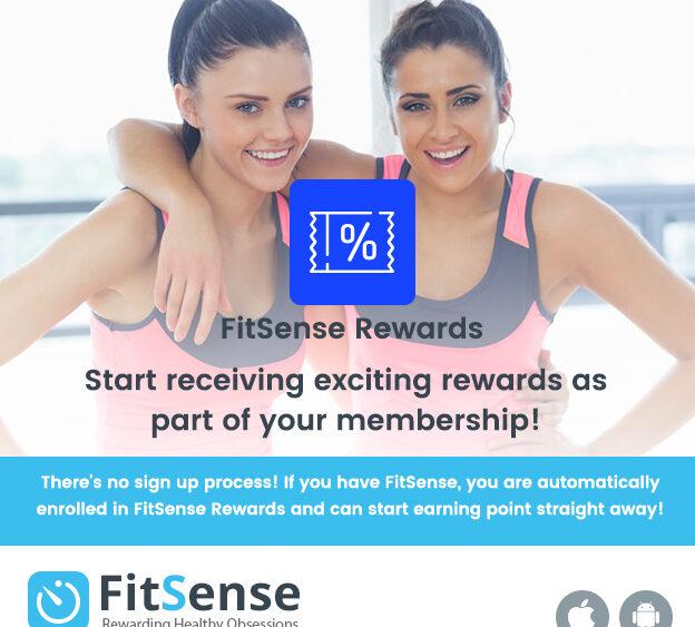 FitSense Rewards Points