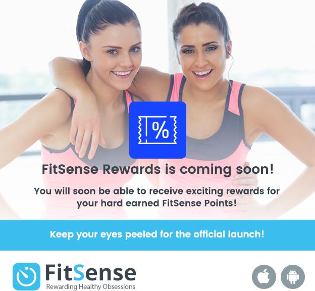 Fitsense Rewards – Coming soon!