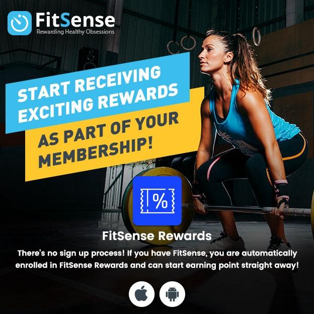 FitSense Rewards Points v 3-1-5 Health Club