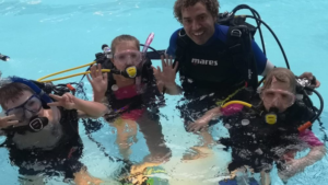 diving - MAD Fitsense Rewards