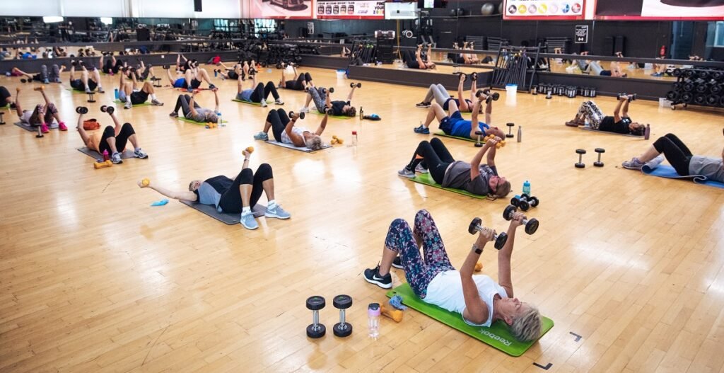 National Fitness Day 22nd Sept